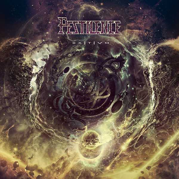 Pestilence Exitivm cover